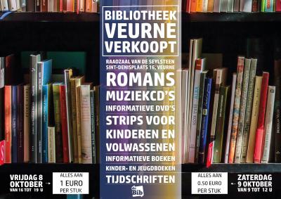 Boekenverkoop 2021